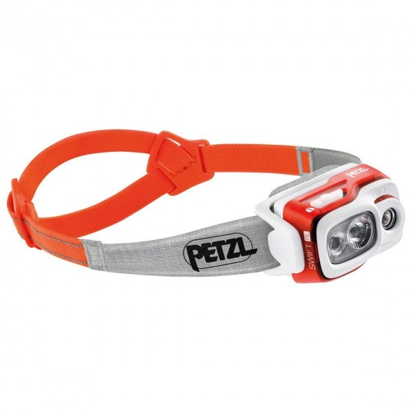Petzl – Swift RL Strirnlampe Test