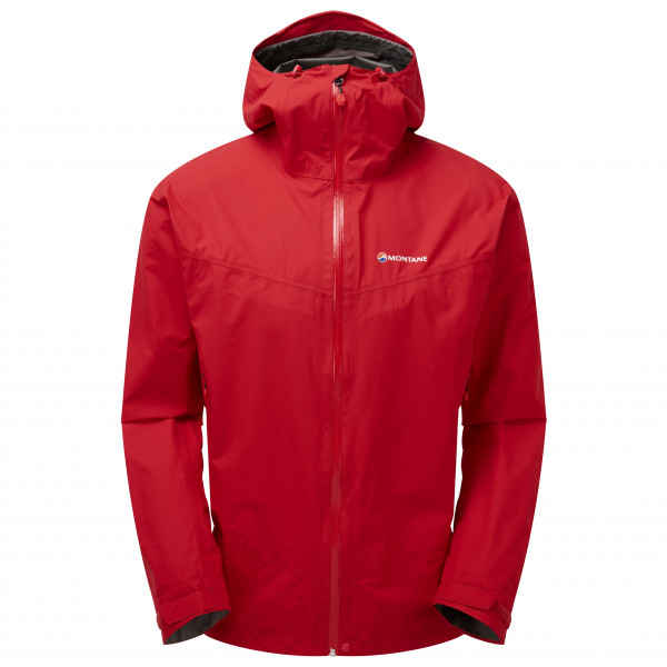 Montane - Pac Plus Jacket -Ultraleichte Regenjacke atmungsaktiv