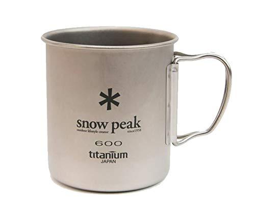 Snow Peak Titan-Wandbecher 600
